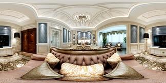 卧室空间新中式风格
