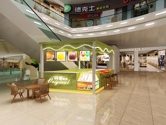 展厅店铺    现代风格