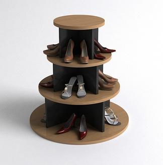 高跟鞋展示架