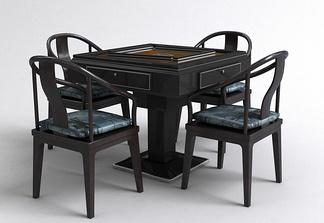 中式麻将机