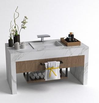 北欧洗手台