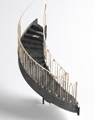 铁艺栏杆楼梯