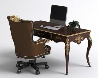 欧式办公桌