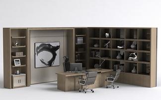 中式办公桌