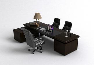 美式办公桌