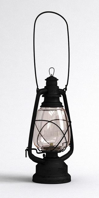 美式煤油灯