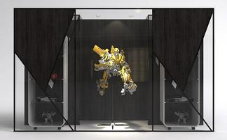 模型展示柜