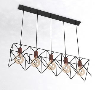 北欧餐厅吊灯