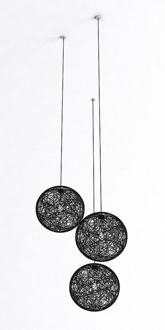 现代球形吊灯
