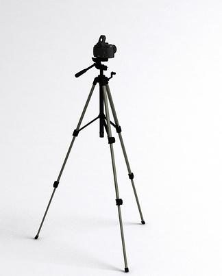 摄像机高脚架