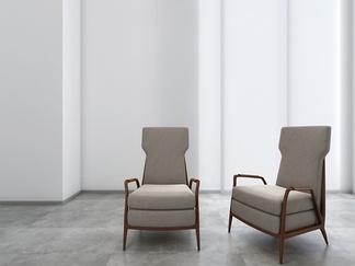 巴西Etel0044 现代休闲椅