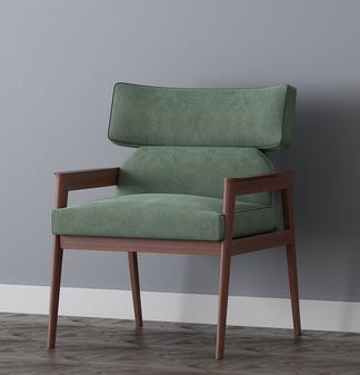 中国 玛奇朵 椅子3D模型