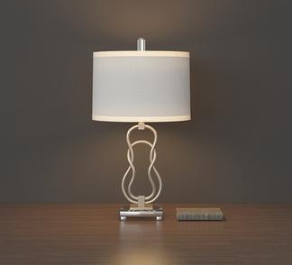 现代轻奢风格台灯