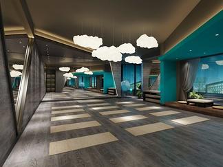云朵瑜伽健身房