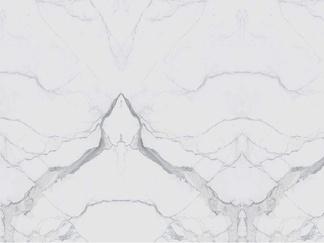 白色石材拼纹