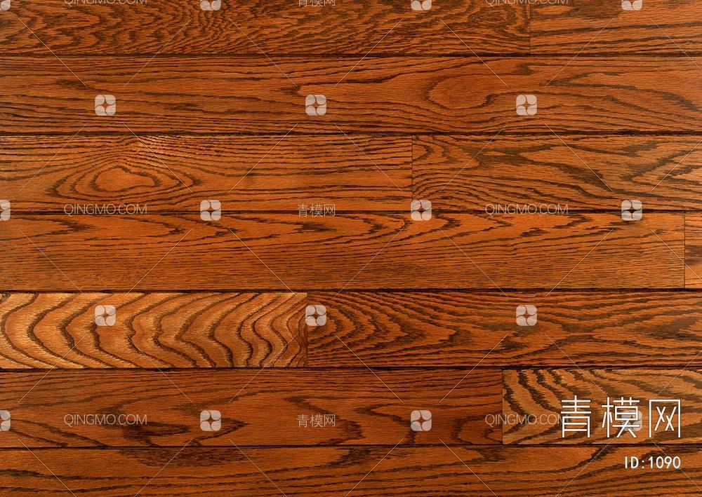 橡木实木复合地板木纹