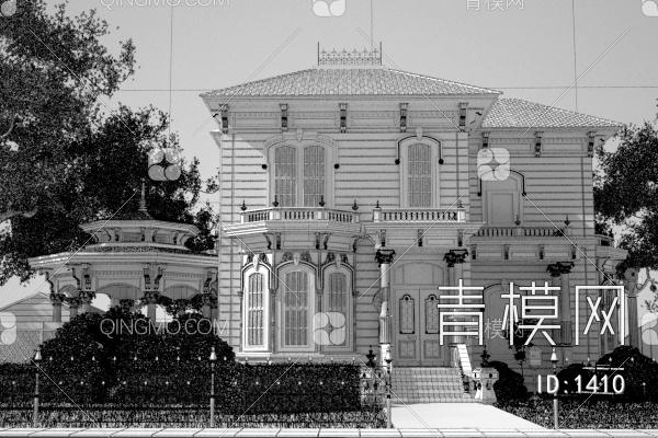 西式古典建筑