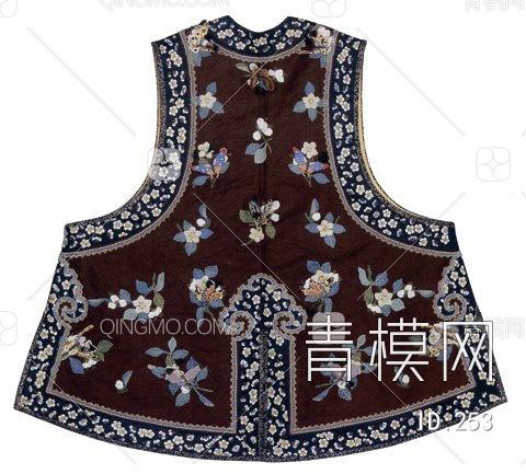 中国传统刺绣纹样