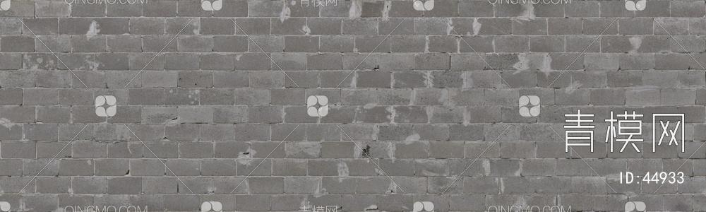 混泥土带污垢的砖块石材-混泥土